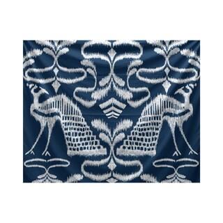Crown, Animal Print Tapestry