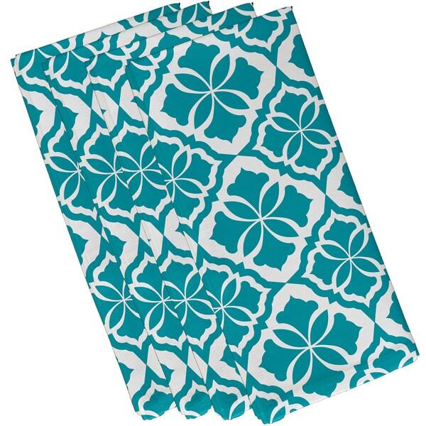 Ceylon, Geometric Print Napkin