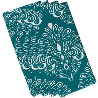 Veranda, Geometric Print Napkin