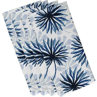 Spike and Stamp, Floral Print Napkin