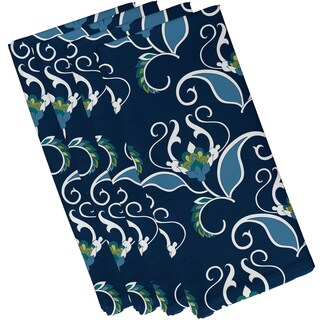 West Indies, Floral Print Napkin
