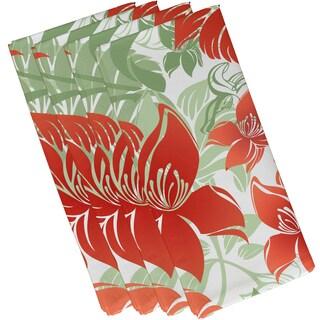 Tree Mallow, Floral Print Napkin