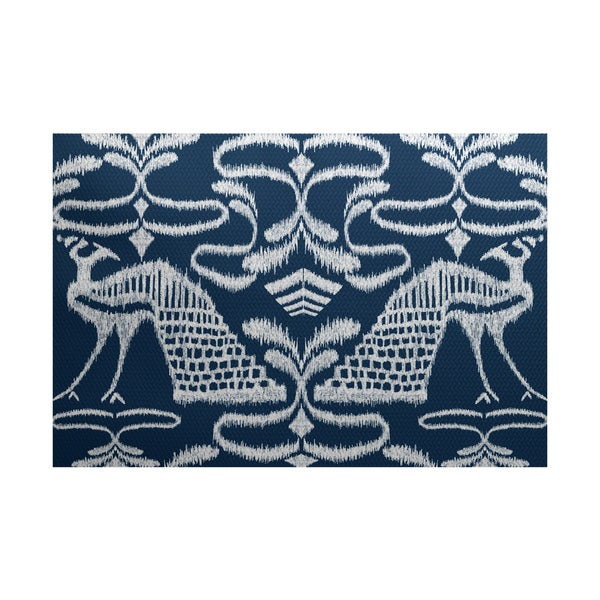 Crown Animal Print Indoor/Outdoor Rug