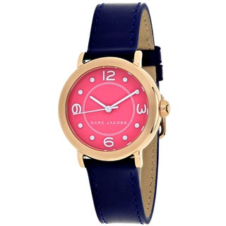 Marc Jacobs Women's MJ1558 Riley Watches (Option: Pink)