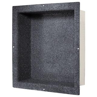 Dawn® Stainless Steel Square Shower Niche