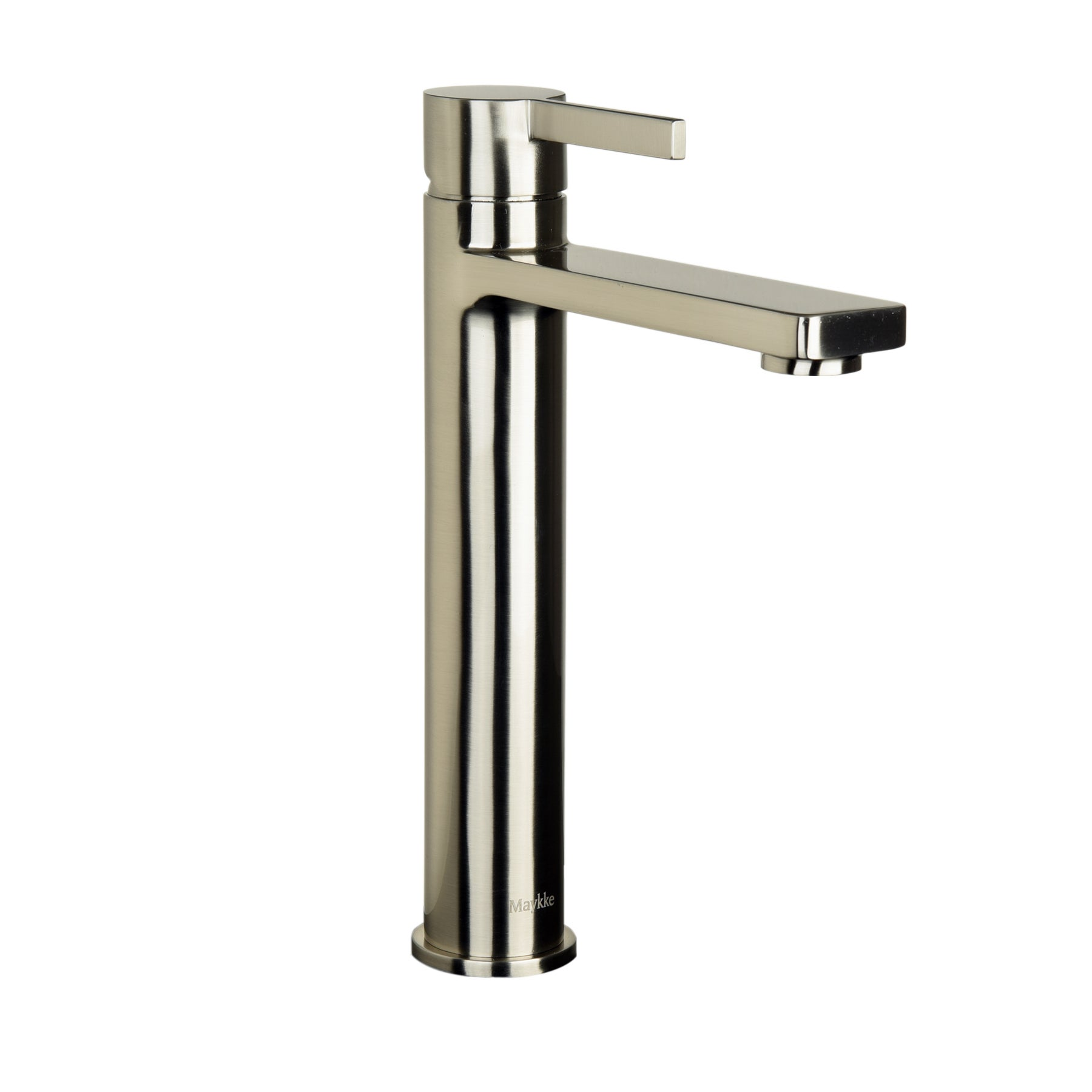 Maykke Friedrich Tall Single Lever Faucet (Bronze Finish)