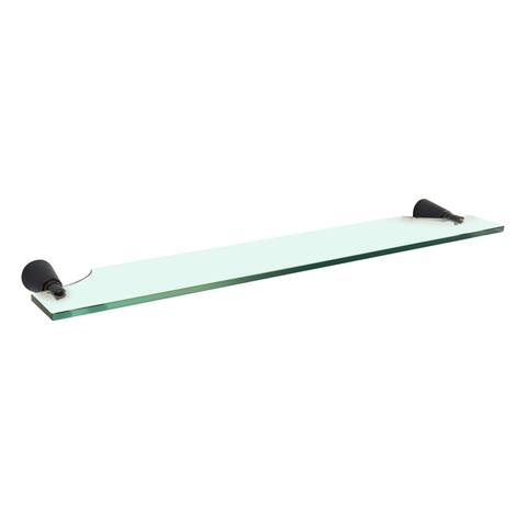 Maykke Soma Bathroom Accessory Modern Glass Shelf