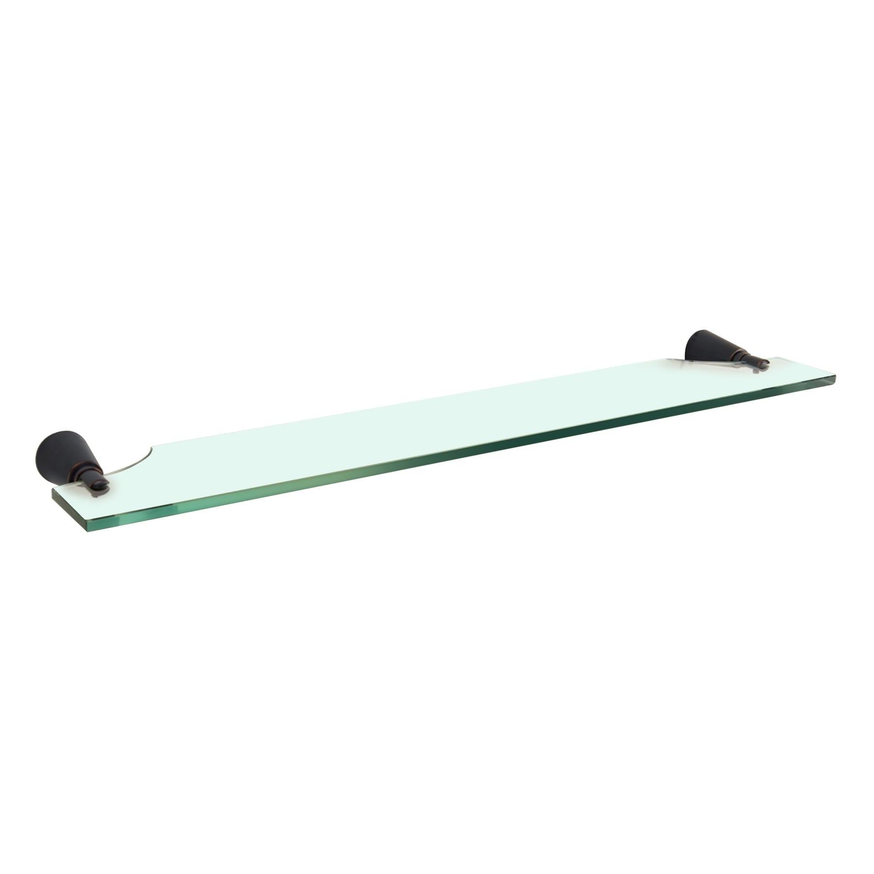 Maykke Soma Bathroom Accessory Modern Glass Shelf | eBay