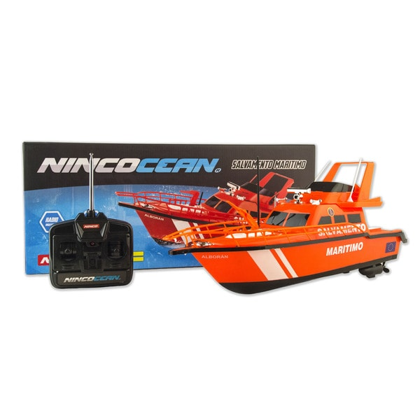 Ninco Ocean Maritime Safety Coast Guard RC Boat