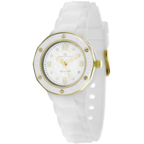 Oceanaut Women's OC0430 Acqua Star Watches - Acqua Star White