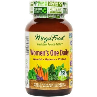 MegaFood Women's One Daily (90 Tablets)