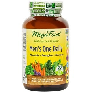 MegaFood Men's One Daily (90 Tablets)