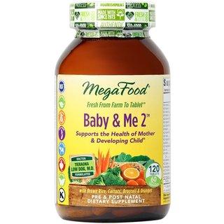 MegaFood Baby & Me (120 Capsules)