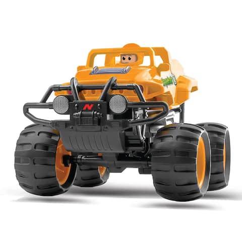 Ninco Kid Racers Build-Your-Own Impulsor Orange RC Car