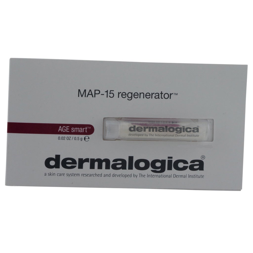 Dermalogica Map-15 0.5-ounce Regenerator on dermalogica daily resurfacer, dermalogica hydro-active mineral salts, dermalogica smart mouth lip shine, dermalogica clearing mattifier, dermalogica gentle cream exfoliant, dermalogica ultracalming serum concentrate,