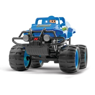 Ninco Kid Racers Build-Your-Own Impulsor Blue RC Car