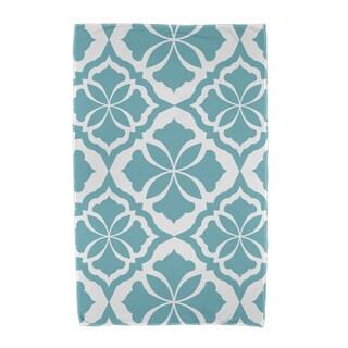 Ceylon Geometric Print Beach Towels