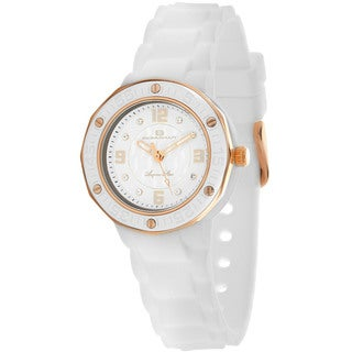 Oceanaut Women's OC0431 Acqua Star Watches - White
