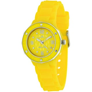 Oceanaut Women's OC0437 Acqua Star Watches - Yellow
