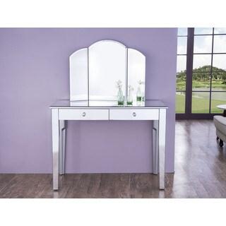 Shop Elegant Lighting Antique Beige Vanity Mirror 22 Quot X