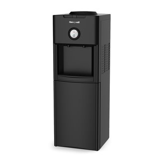 Freestanding Hot & Cold Drinking Water Dispenser HWBAP1062B By Honeywell - Stainless Steel Tank, Anti-Bacterial Technology