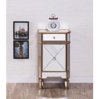 Elegant Lighting Contempo 1 Drawer 1 Door Cabinet