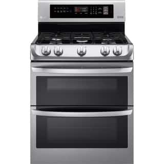 LG LDG4311ST 30 Inch Double Oven Gas Range - STAINLESS STEEL https://ak1.ostkcdn.com/images/products/15630912/P22062746.jpg?impolicy=medium