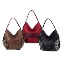 MKF Collection Shana Hobo Bag by Mia K. Farrow