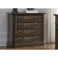 Amelia Antique Toffee Jr Executive Lateral File