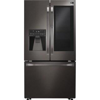 LG Studio LSFXC2496D 36 Inch Counter Depth French Door Refrigerator