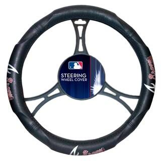 MLB 605 Braves Car Steering Wheel Cover