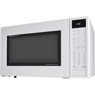 Sharp SMC1585BW 1.5 Cu. Ft. Countertop Microwave Oven