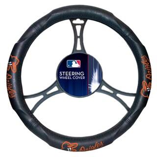 MLB 605 Orioles Car Steering Wheel Cover