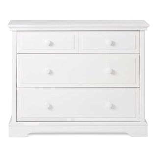 Universal Select Dresser, Matte White