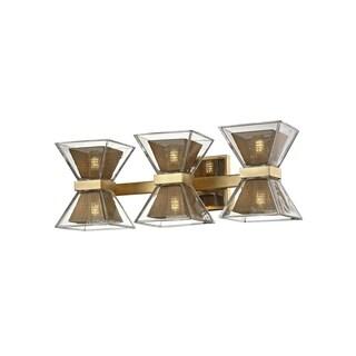 Troy Lighting Expression 6-light Gold Leaf LED Bath/Wall Sconce