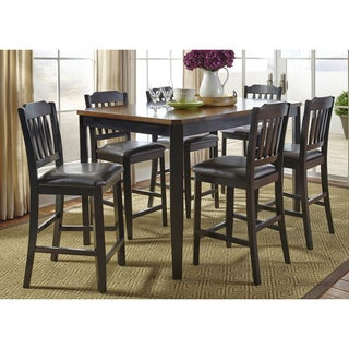 Devonwood Black and Cherry 7-Piece Gathering Set