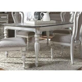 Magnolia Manor Antique White 44x90 Dinette Table - Antique White