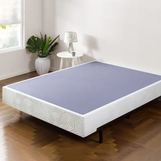 Priage 9 Inch Smart Box Spring Mattress Foundation 5 Options Available