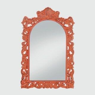 Berkley Antique-Style Tangerine Mirror