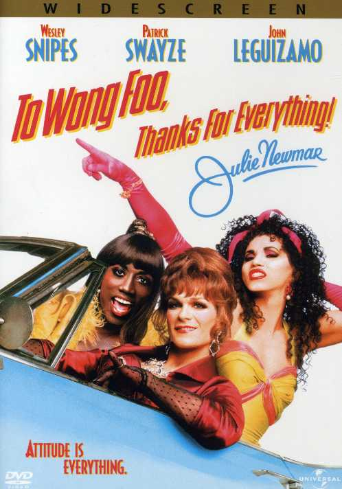 To Wong Foo: Thanks For Everything (DVD)