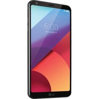 "LG G6 US997 32 GB Smartphone - Black - 5.7"" LCD 2880 x 1440 QHD+ Touc"