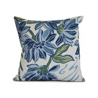Iona Floral Print Outdoor Pillow