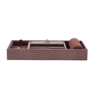 WOLF Blake Valet Tray With Cuff