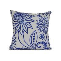 Ella Floral Print Outdoor Pillow
