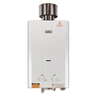 Eccotemp L10 Portable Water Heater w/ Flojet Pump & Strainer