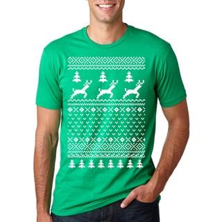 21ad8a5a1af Shop Rudolph the Psychopath Reindeer T Shirt Funny Christmas Shirt ...