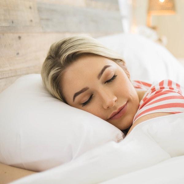 Sealy Down Alternative EnviroLoft Soft/Medium Hypoallergenic Bed Pillow