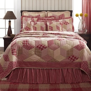 Breckenridge Cotton Quilt (Shams Not Included)