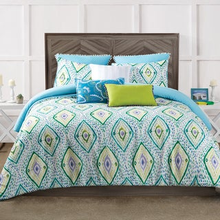 Antik Batik Thia 3-Piece Duvet Cover Set