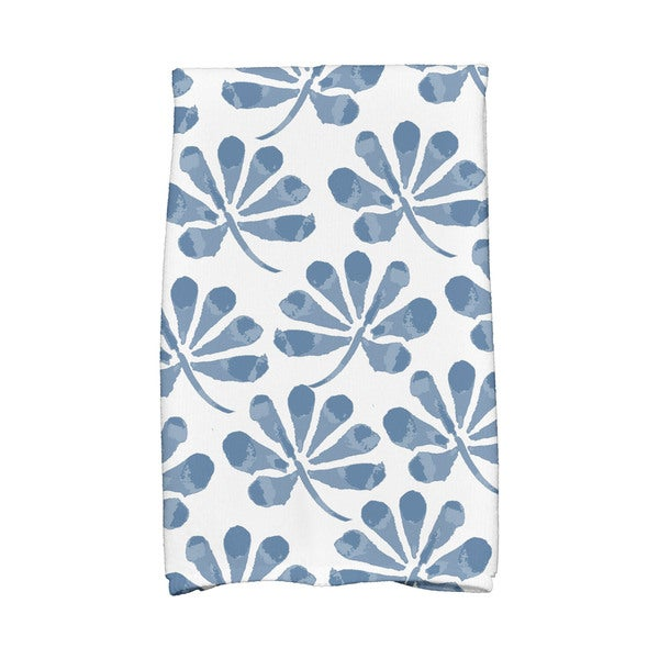 Ina Floral Print Hand Towels